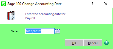 Important Dates by TomTarget - Sage 100 Support and Insights - Sage