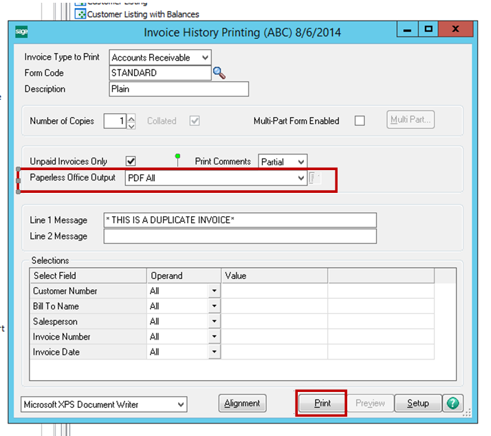 Paperless Office: How to – Part 1 - Sage 100 Support and Insights