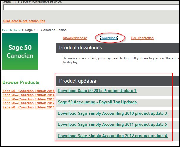 Sage 50 quantum accounting 2014 download support.