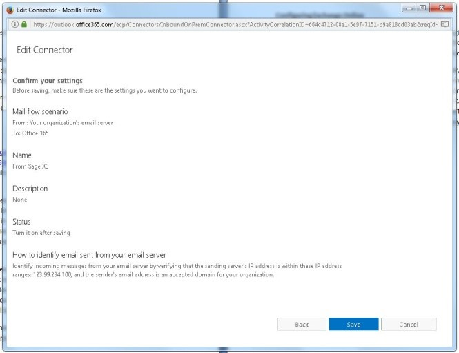 Send a Sage X3 Workflow with Office 365 by Sage City VIP