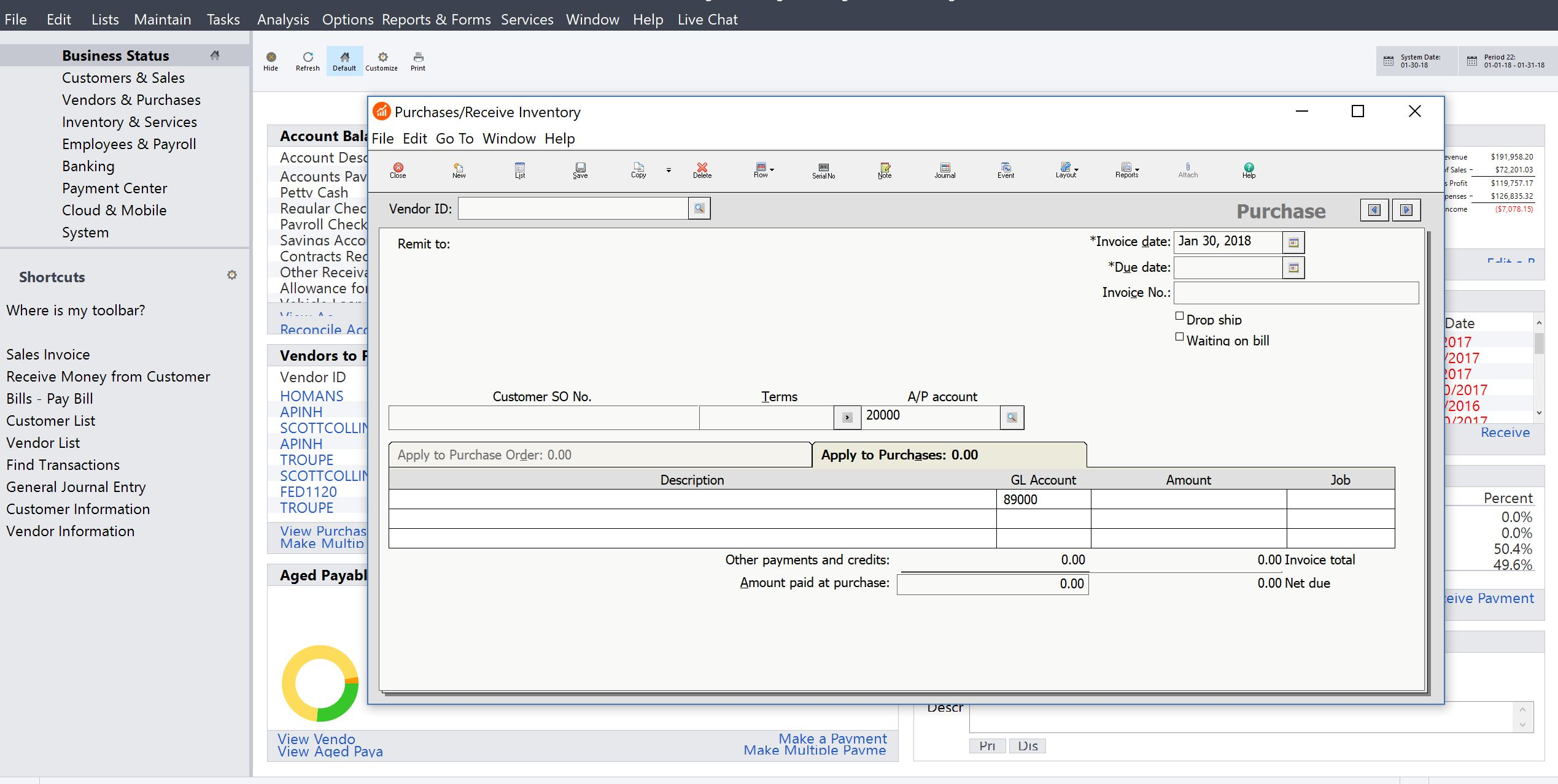 Display settings problem on Sage 2018 2560 X 1440 - Sage 50 US