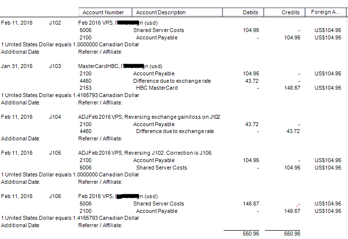 Balance sheet AP doesn't match vendor aged and ledger report