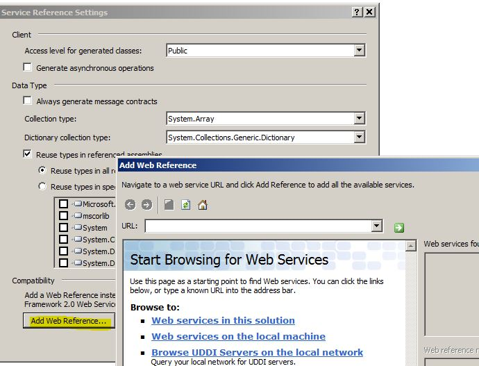 Call X3 Web service from  Net - Sage X3 General Discussion