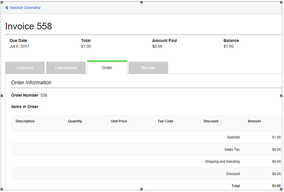 how to create an invoice on sage 50