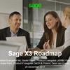 Sage X3 and Sage X3 People Roadmap - December 2017