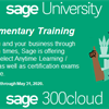 Complimentary Training & Assessments, plus Supplementary Training - Sage 300