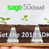 Sage 50 SDK 2019 access for 3rd party integrations