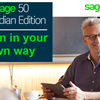 Learn Sage 50 in your own way.