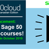You asked. We listened! Introducing our new Sage 50 classes! Book now for the October classes.