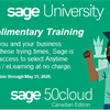 Complimentary and Supplementary Training - Sage 50
