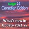 What's new in Sage 50 CA version 2021.2?