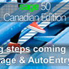 What's next for the Sage 50 CA and AutoEntry integration?