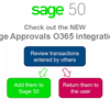 Sage Approvals: Learn how to review, accept or reject transactions!