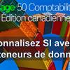 Personnalisation des rapports Sage 50 CA Intelligence à partir d'un conteneur de données!