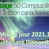 Quoi de neuf dans Sage 50 CA version 2021.1?