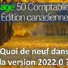 Sage 50 CA : Quoi de neuf dans la version 2022.0 ? 5 choses à savoir