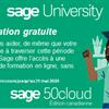 Formation gratuite et supplémentaire - Sage 50