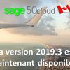 Quoi de neuf dans Sage 50 CA version 2019.3?