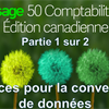 Partie 1 de 2: Conseils de conversion de données pour Sage 50 CA