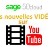 NOUVELLES Vidéos sur la navigation, création d'un client, un fournisseur, un compte et un employé dans Sage 50CA!
