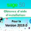 Avez-vous des problèmes pour installer Sage 50 sur un nouvel ordinateur?