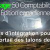 Options d'intégration à Sage 50 CA pour avoir un portail des talons de paie