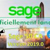 Qu'est-ce qui est neuf avec Sage 50 2019.0 Édition Canadienne ?