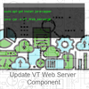 How to update the VT Web Server Component