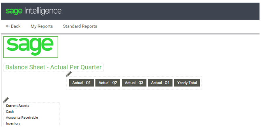 Part 2 of 3: Learn how to customize your reports with Sage