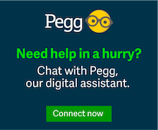 Chat with Pegg image box