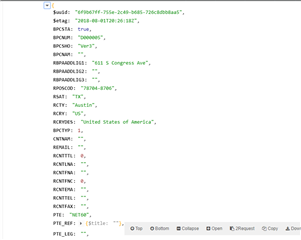 Enable properties to query in REST API - Sage X3 General
