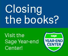 Sage Year-end center link