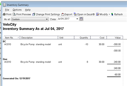 Quick Tips for adjusting and transferring inventory in Sage