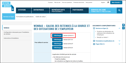 Calcul Le Salaire Brut Net Au Quebec 2018 Calcul Conversion >> Comment Utiliser Les Calculateurs De La Taxe Des Paie De L Arc Et De