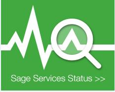 Sage Services Status