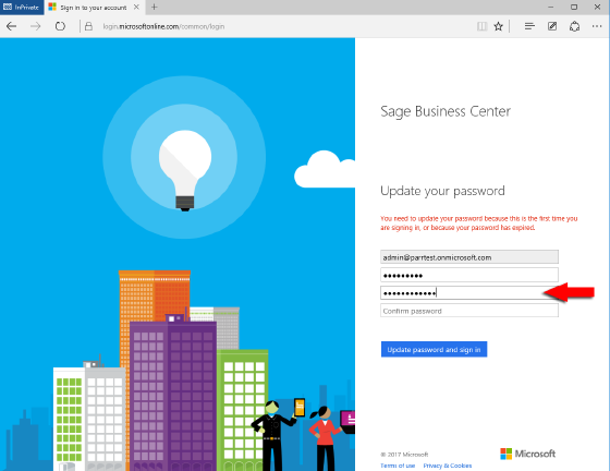 How to connect your Office 365 to Sage 50 CA - Sage 50 CA