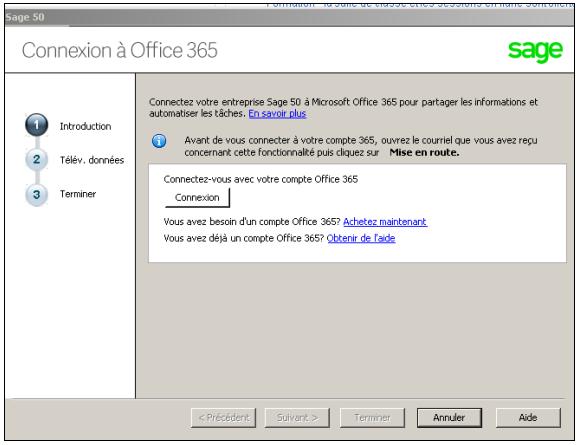 Comment configurer votre Office 365 avec Sage 50 CA - Sage